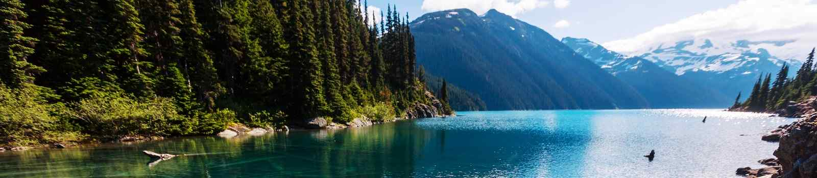 ALGONQUIN Hike to turquoise Garibaldi Lake near Whistler  BC  Canada shutterstock 488866768