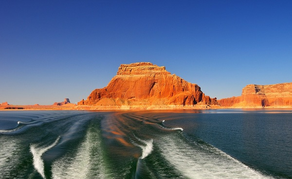 AMERICAN-DISCOVERY Arizona Lake Powell Bootstour 142142299