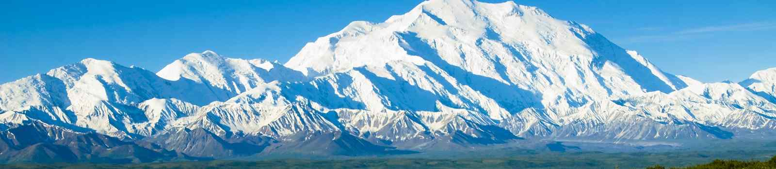 DENALI Denali from near Wonder lake shutterstock 245044285
