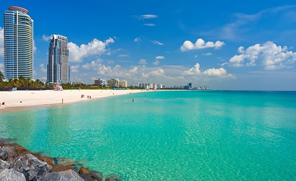 FLORIDA-FAMILIE Florida Miami South Beach 48734809