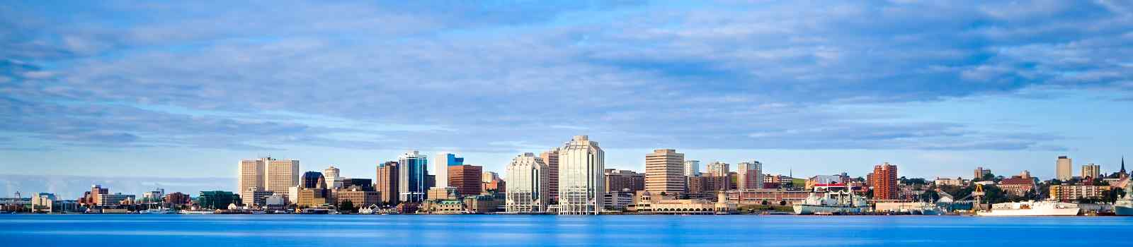 HALIFAX-EXP -View of downtown Halifax shutterstock 283122272