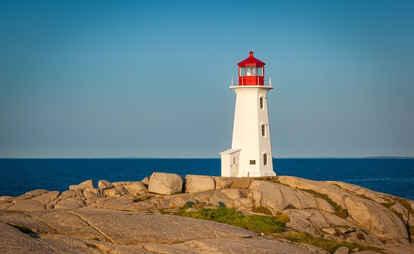 HALIFAX-EXP View of Peggys Cove lighthouse shutterstock 281642321