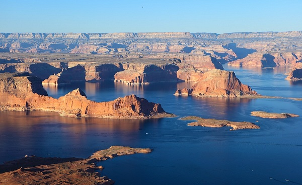HOHE-PUNKT-WESTEN Arizona Lake-Powell 65199874