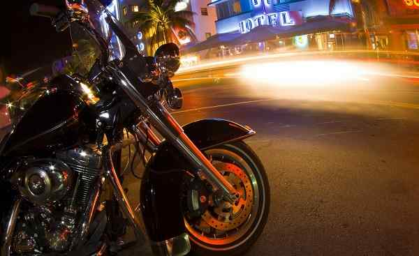 MOTORRAD-FLO-KEYS bike south beach miami 14280331