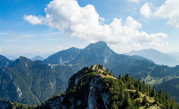 Mountainview Near Tegernsee  Germany shutterstock 790103593