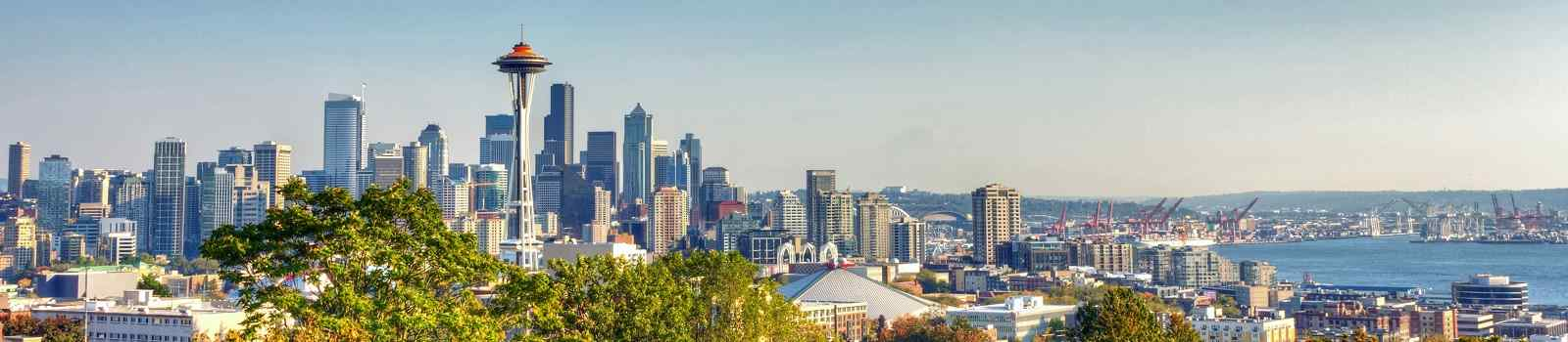 RIVER-WILD  Seattle Skyline shutterstock 166343246