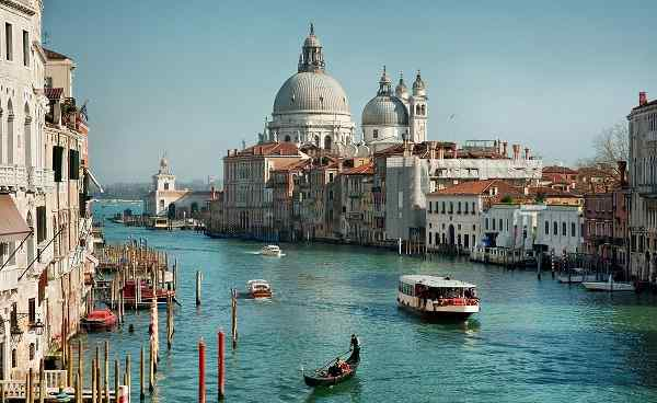 it-boz-cor-ven Grand Canal Venedig